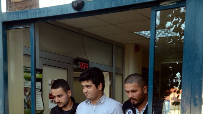 Antalya'daki FETÖ/PDY operasyonu
