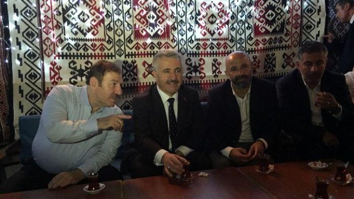 Bakan Ahmet Arslan'dan İddialı Sözler