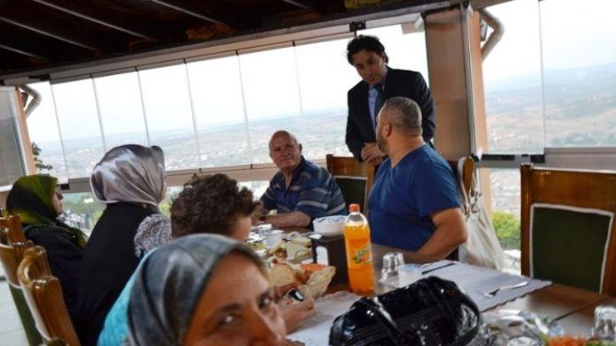 Kaymakam Görgülüarslan'dan Şehit Ve Gazi Ailelerine İftar Yemeği