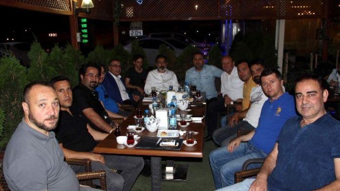 Nevşehir Spor'da Yeni Yönetim Göreve Başladı