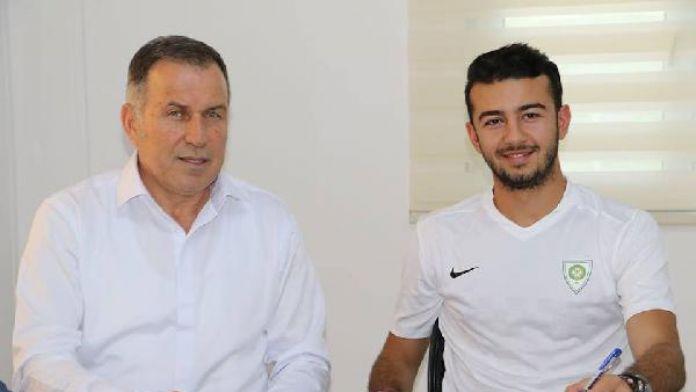 Manisa Büyükşehir Belediyespor genç kaleci