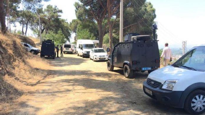 Bayındır'daki roketli saldırıda facia ucuz atlatılmış (2)
