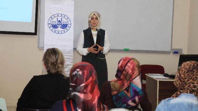 Elazığ Belediyesi'nin Girişimci Adaylarına Desteği Sürüyor