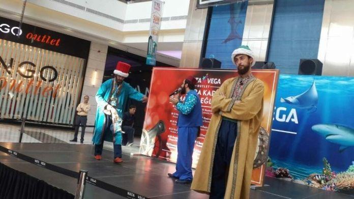 Nata Vega'da Ramazan Etkinlikleri Devam Ediyor
