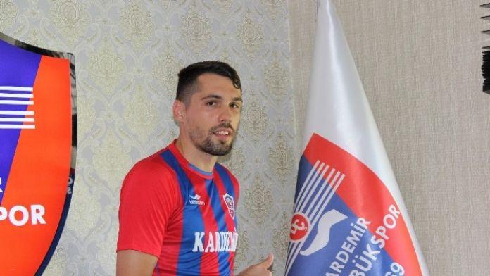 Rumen Oyuncu Gaman Karabükspor'a 3 Yıllık İmza Attı