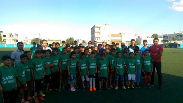 Kahta'da Yaz Spor Etkinliğinin Açılışı Yapıldı