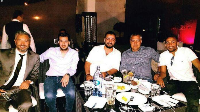 Gaziantep Futbol Şube Sorumlusu, Portekizli Couceiro ile görüştü