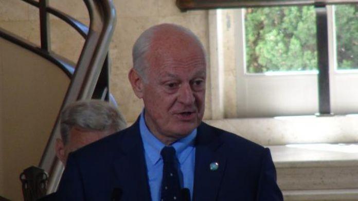 Suriye görüşmelerinde hedef Temmuz sonu