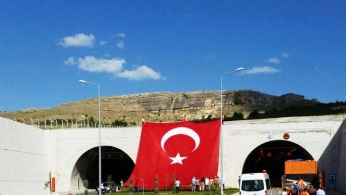 Karahan Tüneli 3 Bakanın Katılımı İle Açılıyor