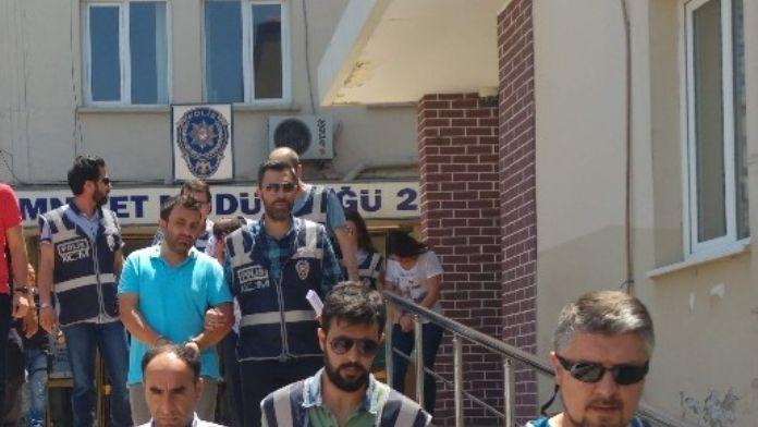 Aydın'da Suç Örgütü Operasyonu