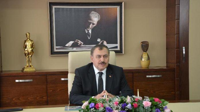 Bakan Eroğlu'ndan o ile 29 müjde