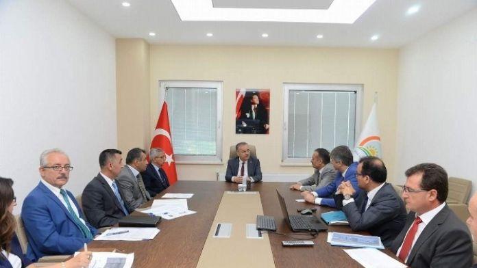 Vali Özdemir: Edirne Tarımını Daha Da İleri Götüreceğiz
