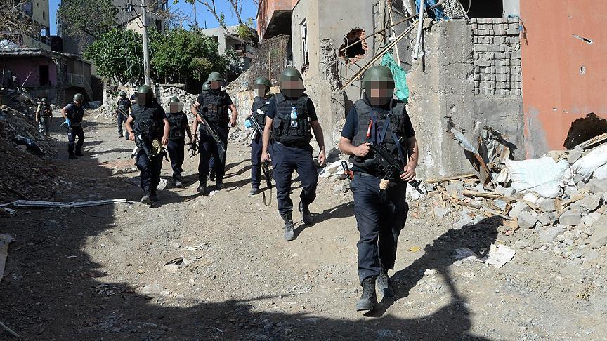 Mardin'de hain saldırı :2 şehit