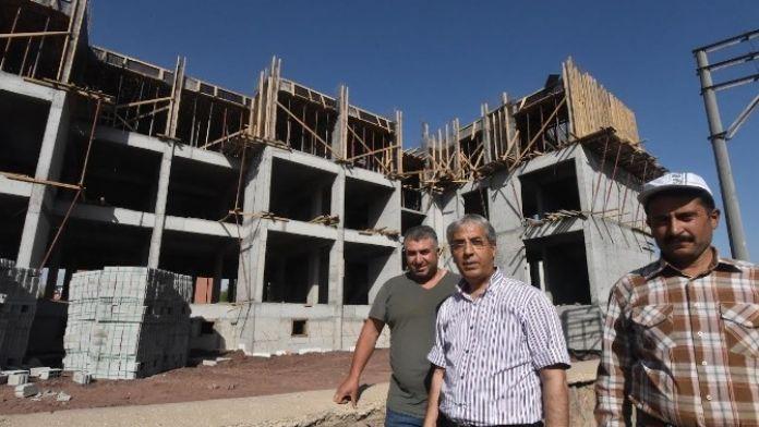 Ahlat'ta 200 Öğrencilik Pansiyon Yapılıyor