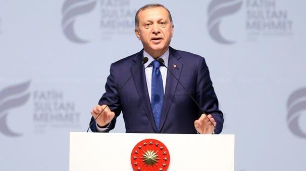 Erdoğan Avrupa Birliğine 'Referandum' Resti Çekti