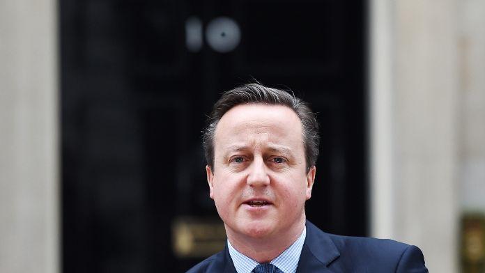 David Cameron Başbakanlığı Bırakacak Mı?