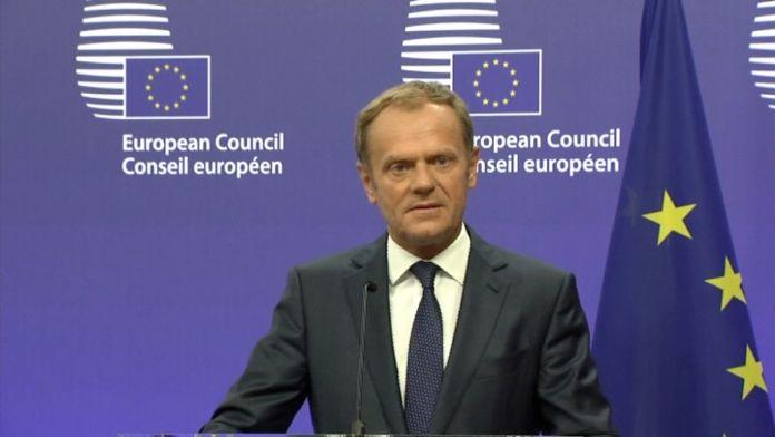 Tusk: Sonuç siyasi olarak ciddi ve dramatik