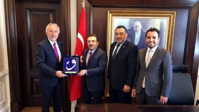 Başkan Kamil Saraçoğlu: Menderes Caddesi'ne Büyük Bir Cami Yapacağız