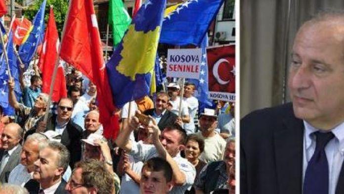 Amerikalı Profesör: 'Türkiye Kosova'nın samimi dostu değildir'