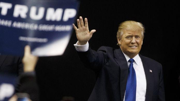 İngilizlerin ayrılışı Trump'ı çok sevindirdi