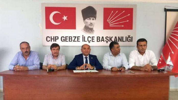 CHP Kocaeli Milletvekili Tarhan: Gebze il olmalı