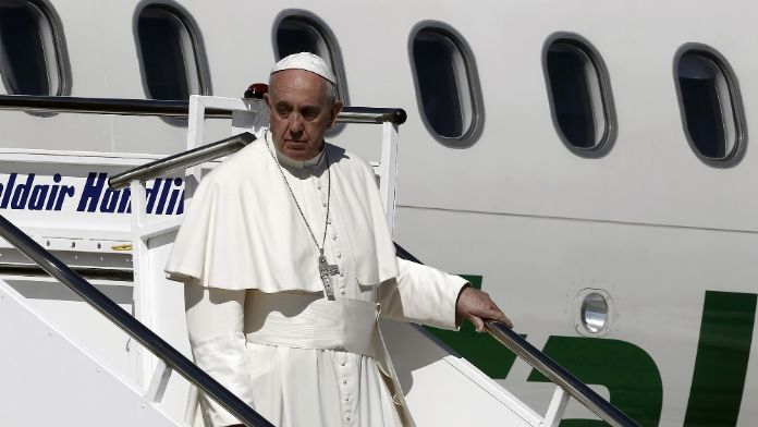 Papa Francis Ermenistan'da