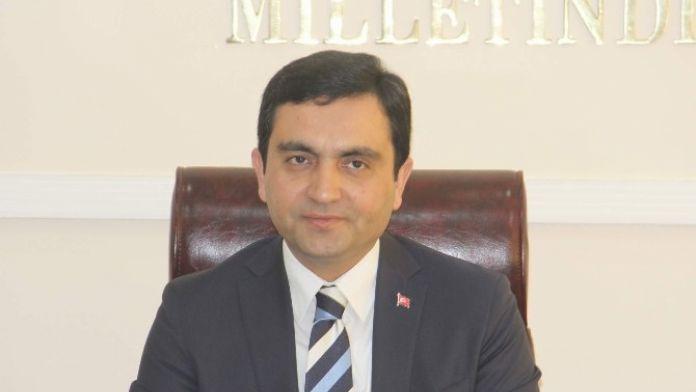 Belediye Başkanı Bahçeci'den Şehit İçin Taziye