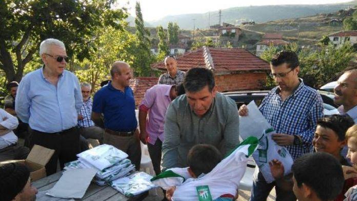 Bursaspor Başkanı Ali Ay iftara katıldı