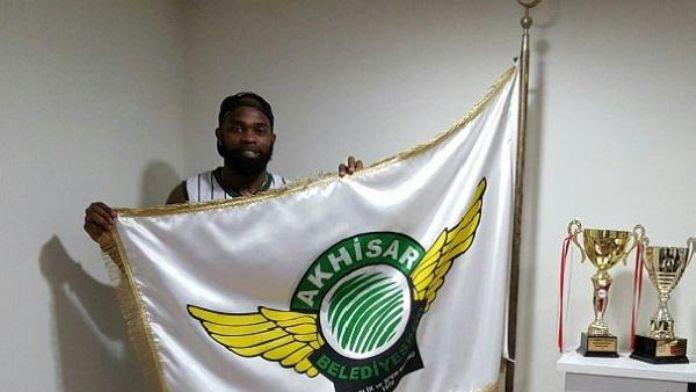Akhisar Beledilyespor baskette David Tyler'la imzaladı