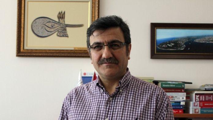 Prof. Dr. Yaşar Hacısalihoğlu: 'Ab-türkiye İlişkisi Siyasi Bir Düğümdür'