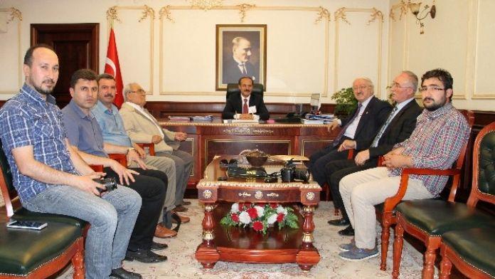 Yozgat Valisi Yurtnaç, ' Eğitim Kalitemizi Artıracağız'