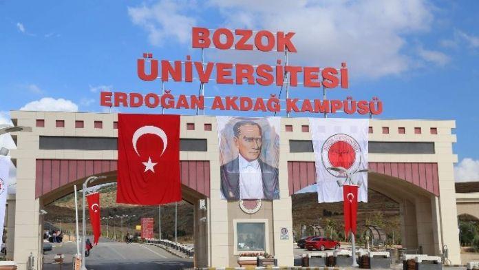 Bozok Üniversitesi 2000 Yılından Sonra Kurulan Üniversiteler İçinde 8. Sıraya Yükseldi