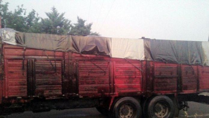 Şüpheli Tankerde 30 Ton Ham Petrol Ele Geçirildi
