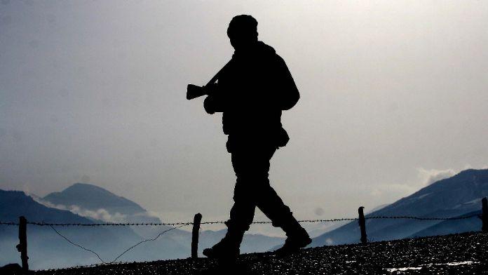 Askeri araca hain saldırı: 1 asker yaralandı