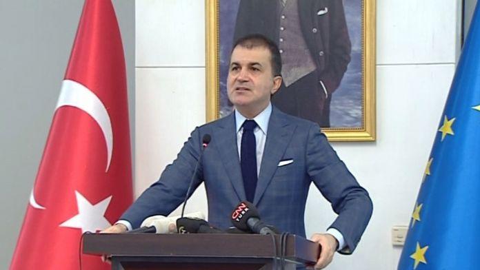AB Bakanı Çelik:'Yepyeni bir Avrupa var artık'