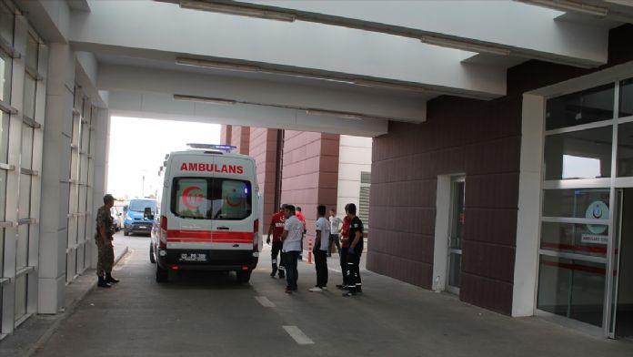 Adıyaman'da askeri araca silahlı saldırı: 1 yaralı