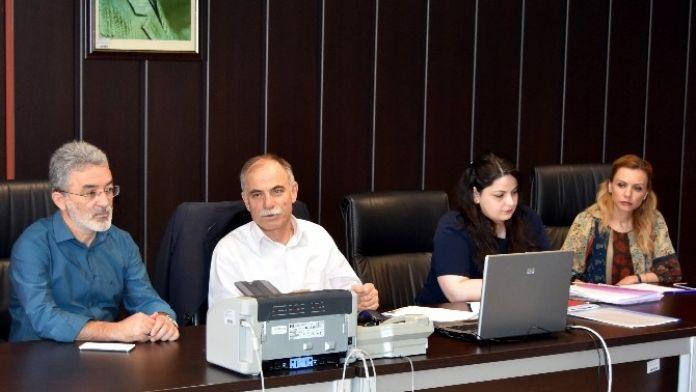OMÜ Kalite Komisyonu Çalışmalarına Başladı