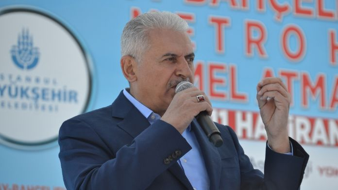 Başbakan Yıldırım'dan AB'ye terör eleştirisi