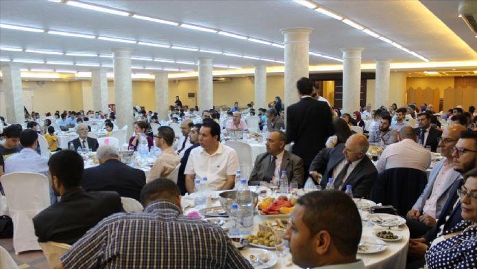 Beyrut'ta Lübnan-Türk Gençlik Forumu iftarı