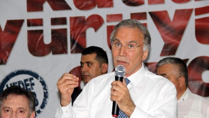 AK Partili Şahin: 'AB İçinde Yer Almaya Mecbur Ve Mahkum Değiliz'