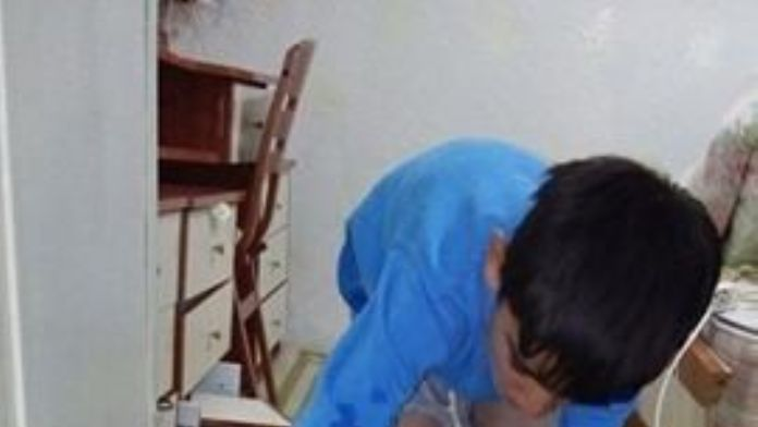 5 Nüfuslu Hayva Ailesinin Evi Sular Altında Kaldı