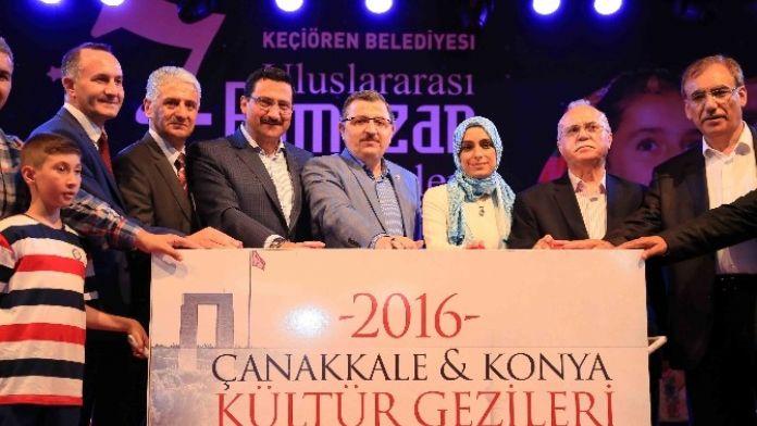 Konya Ve Çanakkale Gezisi Talihlileri Belli Oldu