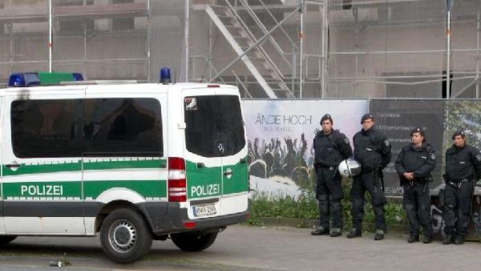 Köln'deki DİTİB iftarında yoğun güvenlik önlemi