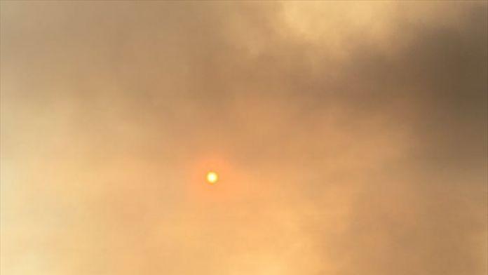 GÜNCELLEME 2 - Kumluca'daki orman yangını