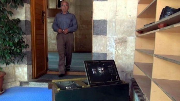 Camideki Çelik Kasadan Yardım Parası Çalındı