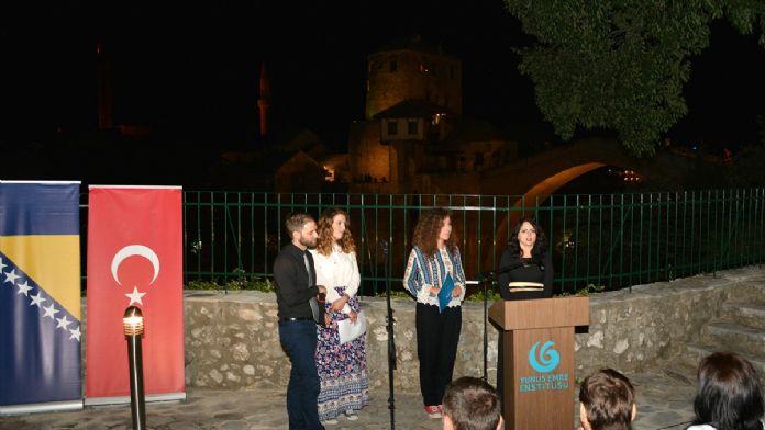 Mostar ilk Türkoloji mezunlarını verdi