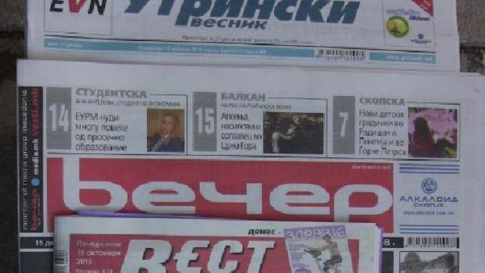 İngiltere'nin Avrupa Birliği'nden çıkışı Makedonya basınında