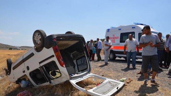 Korkunç Kaza ! 11 Ağır Yaralı