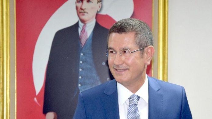 Başbakan Yardımcısı Canikli Giresun'da