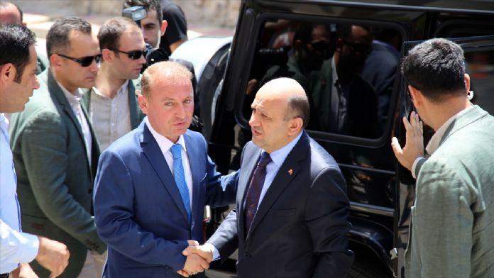Milli Savunma Bakanı Işık Mardin'de: